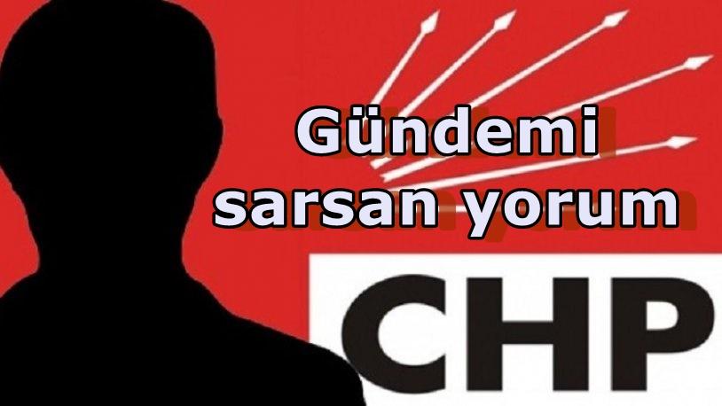 Saraya giden CHP'li isimle ilgili yeni gelişme