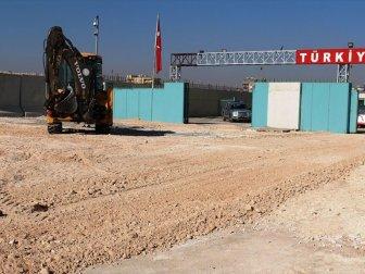 'Tel Abyad Sınır Kapısı Gönül Köprüsü Olacak'