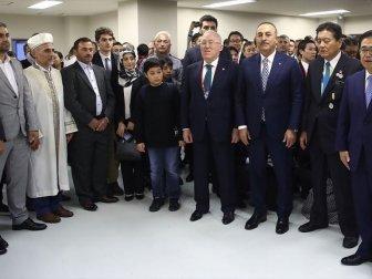 Türkiye'nin Nagoya Başkonsolosluğu Açıldı