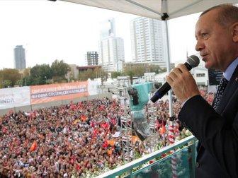 Erdoğan: 'Ben Cumhurbaşkanlığımı Ortaya Koyuyorum'