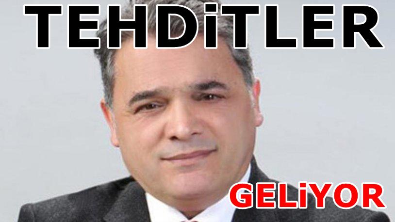 Talat Atilla'dan 'tehdit' açıklaması: Üzerimde çakım bile yok!