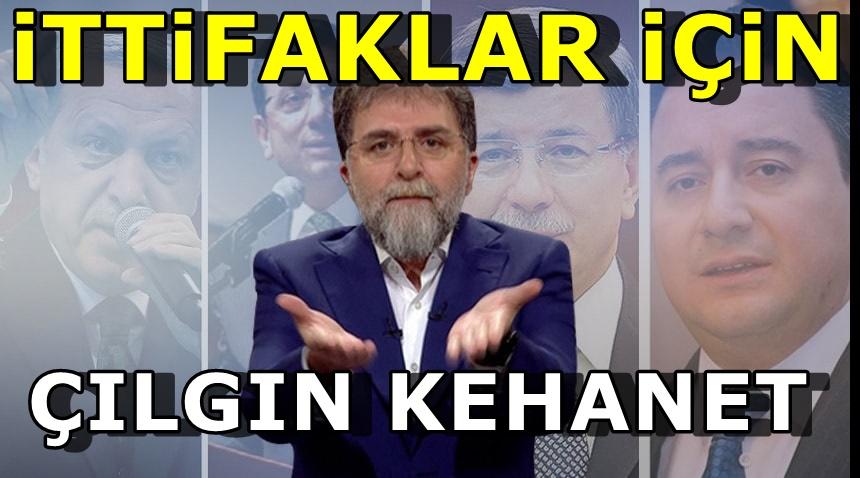 Ahmet Hakan'dan şok eden Davutoğlu - Babacan iddiası