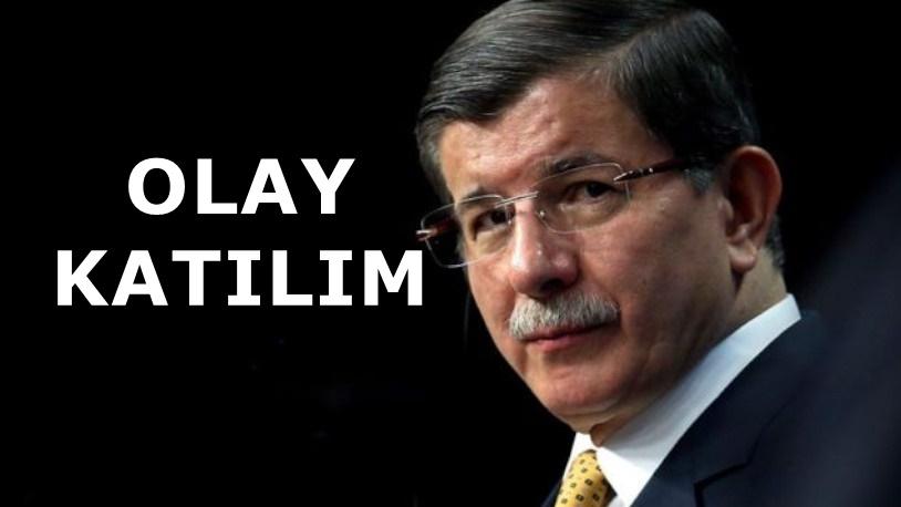 Davutoğlu'nun ekibine sürpriz isim!