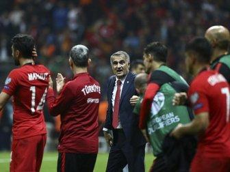 A Milli Futbol Takımı İki Özel Maç Yapacak