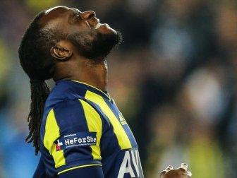 Fenerbahçeli Futbolcu Moses'in Adalesinde Yırtık Tespit Edildi