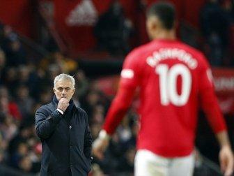 Mourinho İlk Yenilgisini Eski Takımı Manchester United'dan Aldı