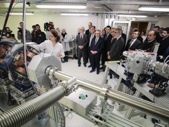 Türkiye'nin İlk Parçacık Radyasyonu Test Altyapısı Açıldı