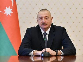 Azerbaycan Cumhurbaşkanı İlham Aliyev Parlamentoyu Feshetti