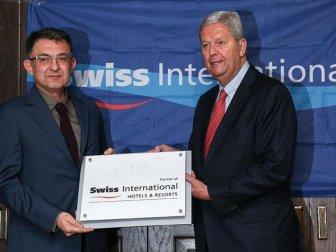 Tarihi Yarımada'ya 20 Milyon Avroluk 'Swiss International' Yatırımı