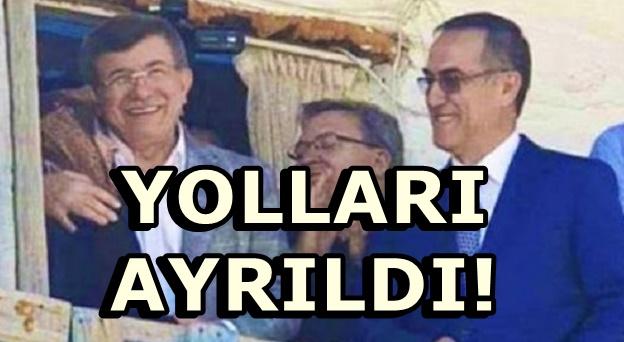Eski CHP'li vekilden Davutoğlu'na büyük şok! Vazgeçti
