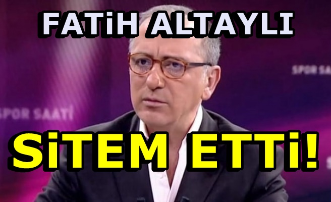 Fatih Altaylı'dan Erdoğan'ı kızdıracak yorum: Hepsi aslan, hepsi dalyan!