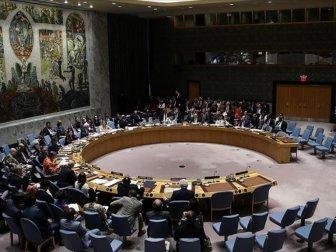 ABD Kuzey Kore'nin Füze Denemelerini Görüşmek Üzere BMGK'yi Toplantıya Çağırdı