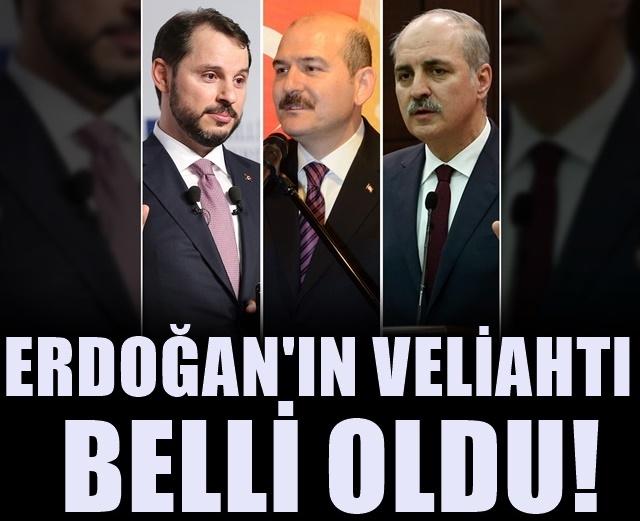 AKP'li Seçmenler, Erdoğan'dan sonra AKP'de kimi lider istiyor? Anket sonucu çıktı