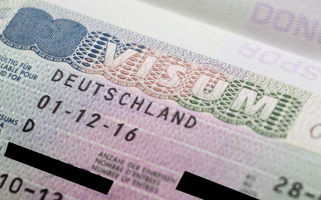 Almanya Dil Okulu Vizesi Gerekli Evraklar