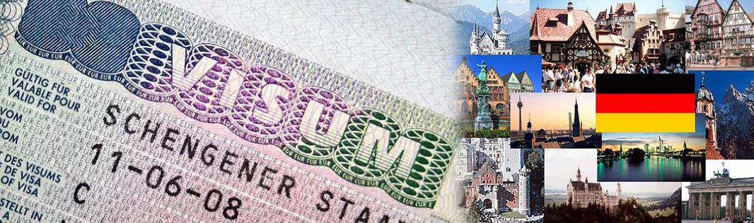 Almanya Turistik Vize gerekli evraklar