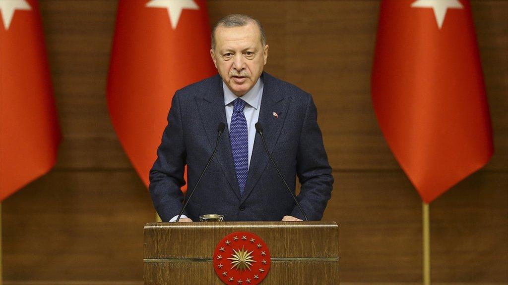 Erdoğan: Aylık 894 Tl Taksitle Ev Sahibi Olma İmkanı Sağlayacağız