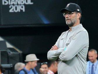 Liverpool Jurgen Klopp'un Sözleşmesini 2024'e Kadar Uzattı