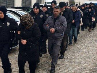 Başkentte 'Sahte Engelli Raporu' Soruşturması Şüphelileri Adliyede