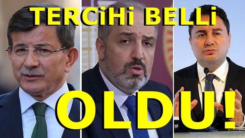 AKP'den ayrılan Mustafa Yeneroğlu'nun hangi partiye katılacağı belli oldu