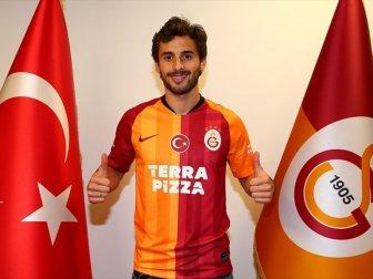 Uruguaylı Sol Bek Saracchi Galatasaray'da
