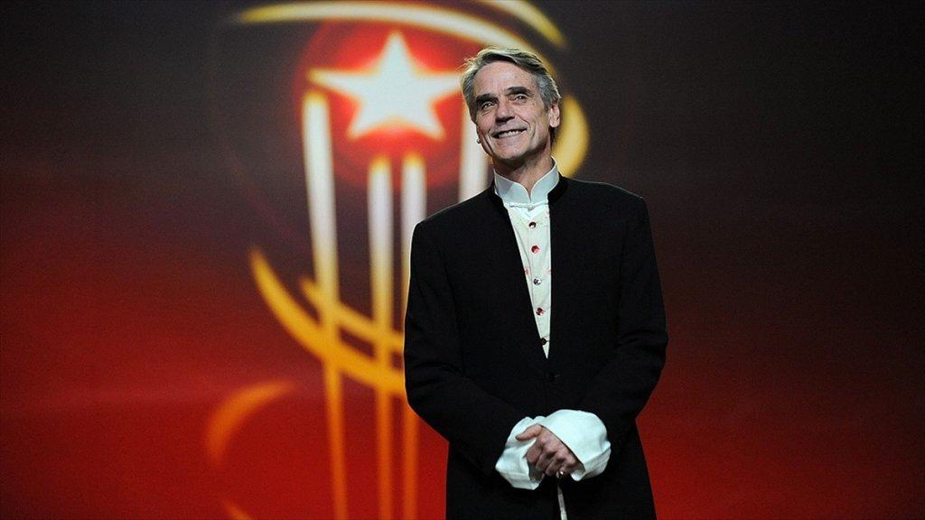 Berlin Film Festivali'nin Jüri Başkanı İngiliz Aktör Jeremy Irons Oldu