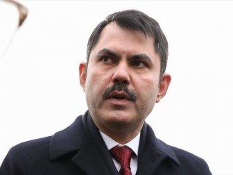 Bakan Kurum: 'Kanal İstanbul Üzerinden Prim Yapılmasına Müsaade Etmeyeceğiz'