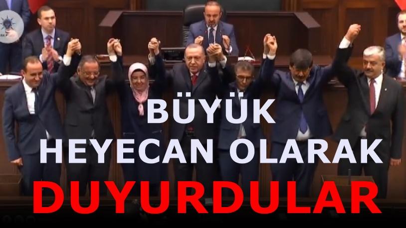İşte partilerinden istifa ederek AKP'ye geçen belediye başkanları!