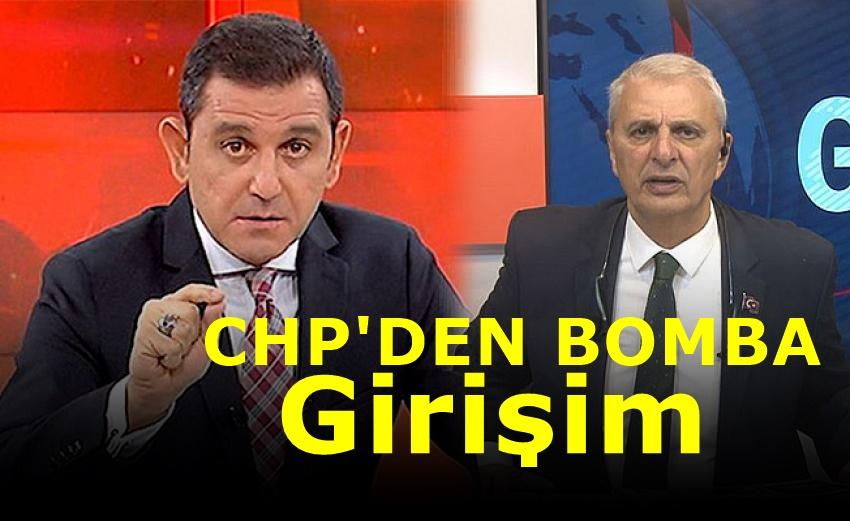 Fatih Portakal ve Can Ataklı meclis gündeminde