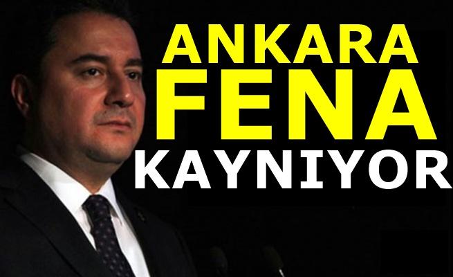 AKP'yi sarsan Ali Babacan detayı!
