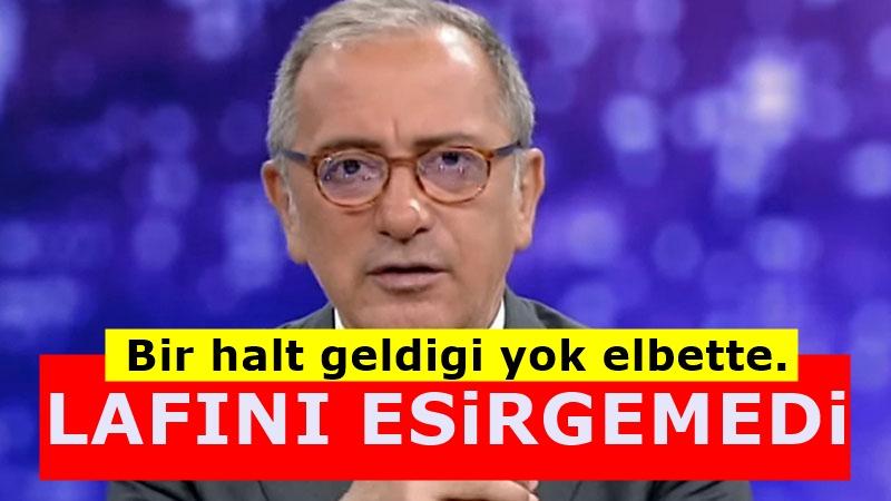 Fatih Altaylı'dan depremle ilgili açıklama yapan belediye başkanına tepki!
