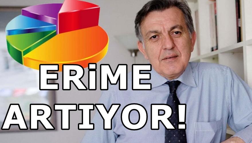 KONDA'dan AKP'ye büyük kopuş var şoku