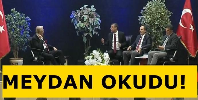 CHP Grup Başkanvekili Özel'den İş Bankası açıklaması: Hodri meydan!