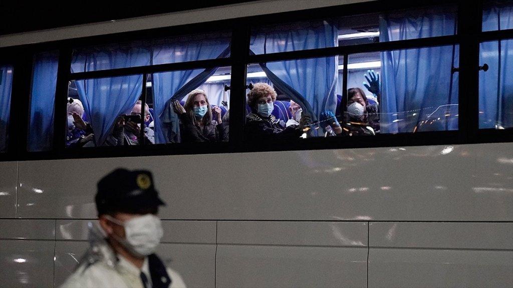 Abd, Japonya'daki Vatandaşlarını Tahliye Etti