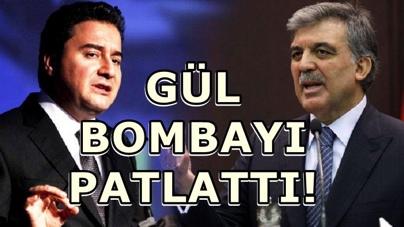 Babacan'ı destekleyen Abdullah Gül'den Adaylık açıklaması