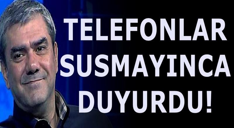 Yılmaz Özdil'den şaşırtan Sözcü TV açıklaması