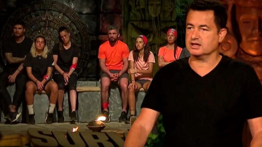 Survivor'da Şaşırtan son! En İddialı yarışmacılar diskalifiye oldu!