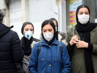 İran'da Halk Can Alan Yeni Tip Koronavirüsten Endişeli