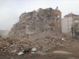 Elazığ'da Depremzedelerden 3 Ay Süresince Su Tüketim Bedeli Alınmayacak