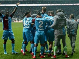 Trabzonspor Yeniden Zirveye Çıktı