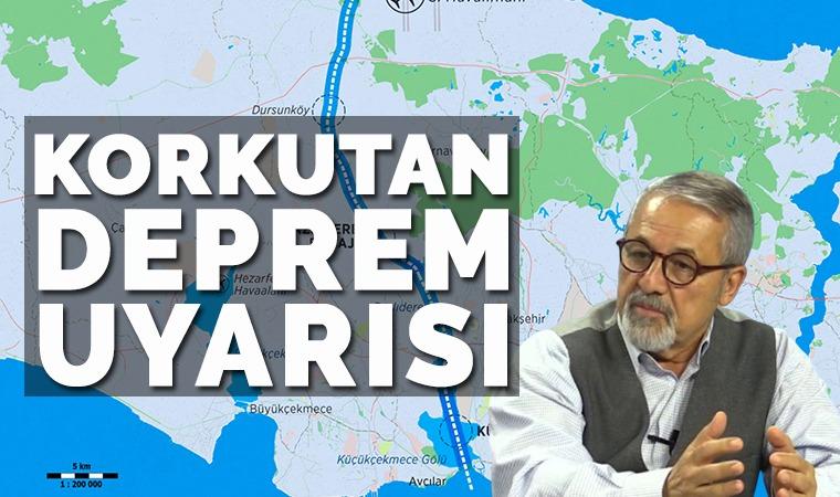 Prof. Naci Görür'den depremle ilgili çok acil çağrı