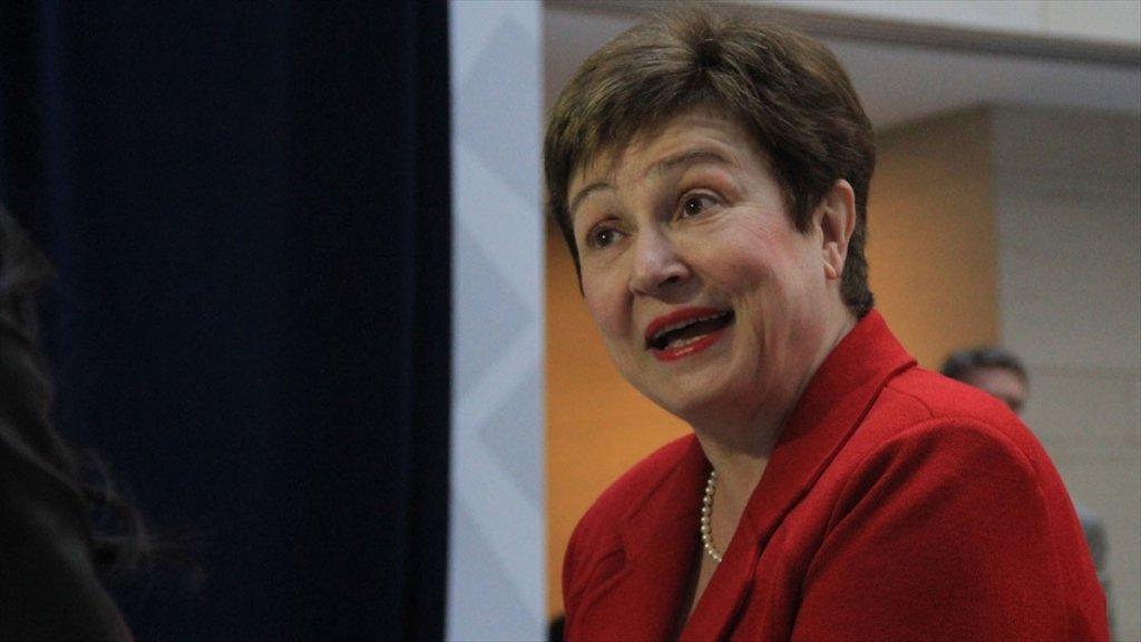 Imf Başkanı Georgieva'dan Koronavirüs Çağrısı