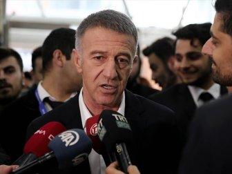 Ahmet Ağaoğlu Uğurcan Çakır Ve Sörloth'u Övdü
