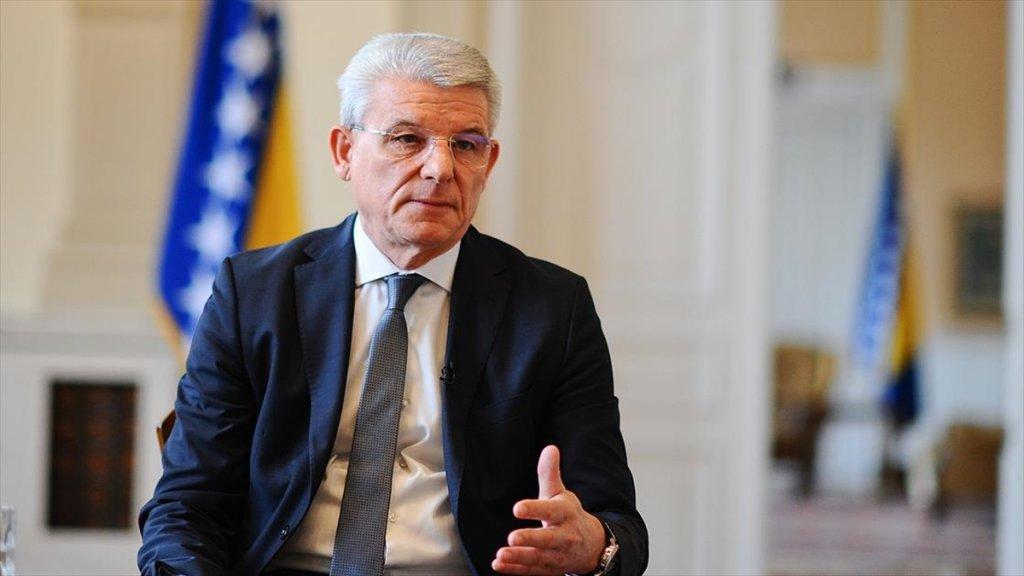 Boşnak Lider Dzaferovic'dan Erdoğan'a destek