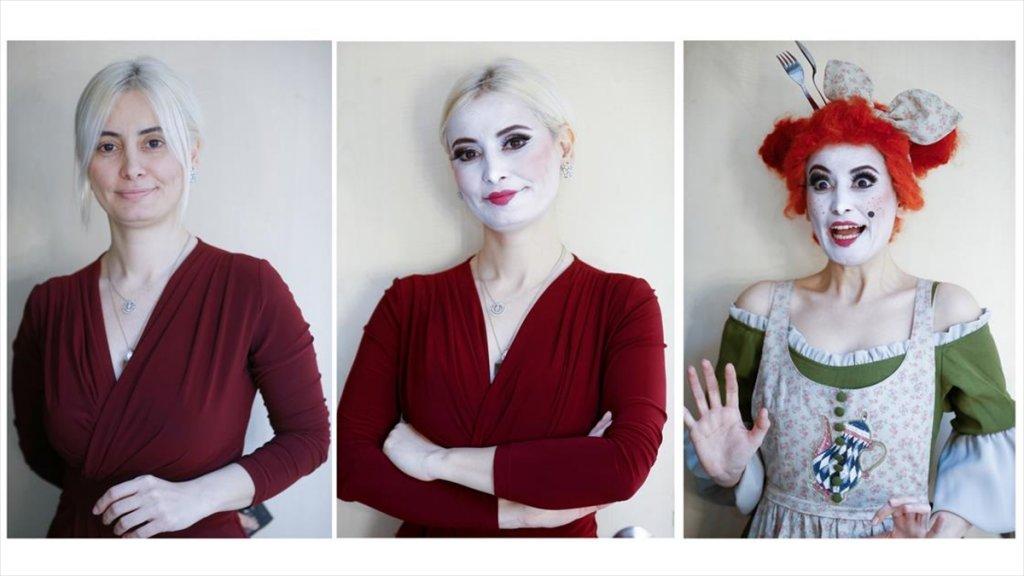 Hayat Verdikleri Karakterler İçin Makyajla Değişen Yüzler