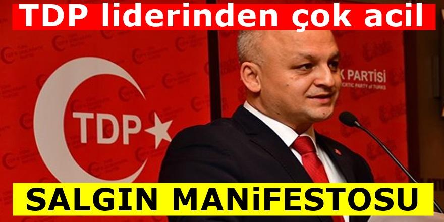TDP Lideri Beycan İlyas'dan Kuzey Makedonya için kritik çağrı