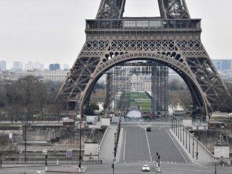 Fransa'da Kovid-19'dan Ölenlerin Sayısı 860'a Yükseldi