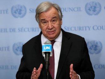 BM'den Yoksul Ülkelerde Kovid-19'la Mücadeleye 2 Milyar Dolar Yardım Çağrısı