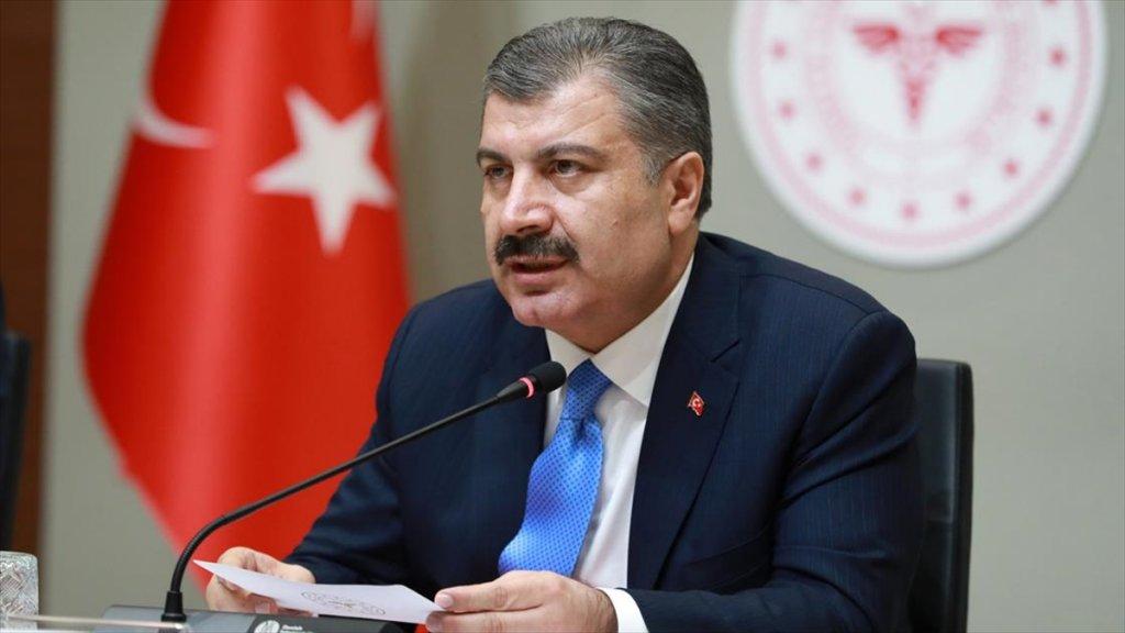 Türkiye'de Kovid-19'dan can kaybı sayısında artış