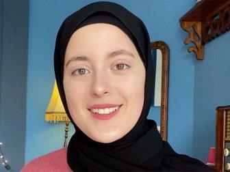 Tunuslu Sanatçı Farah Fersi'den Türkiye'ye İstiklal Marşı ve İzmir Marşıyla Destek