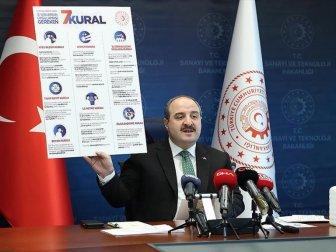 Bakan Varank: 'Fırsatçılık Yapanlar Bundan Sonra Desteklerden Yararlanamayacak'